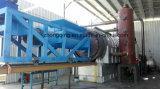 Machine de réutilisation en caoutchouc de rebut semi-continu