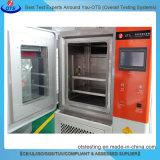 Máquina de la prueba de la humedad de la temperatura del laboratorio del tacto del PLC de Ots