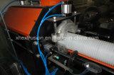 Ligne ondulée chaîne d'extrusion de pipe de double mur de PVC du PE pp de production de 225-800 millimètre/extrudeuse en plastique