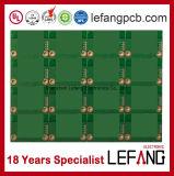Constructeur de circuit imprimé de carte pour la garantie de signal d'alerte