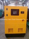 Generatore diesel silenzioso eccellente di Cummins 6bt 80kw