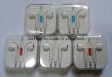 Fone de ouvido para o iPhone para o fone de ouvido de Apple com Mic