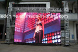 El panel al aire libre publicitario a todo color caliente de la visualización de LED del alto brillo de la venta SMD P8)