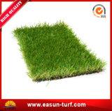 Herbe artificielle de synthétique de tapis de vente de décoration chaude de jardin