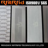 Modifiche stampabili di frequenza ultraelevata di ISO18000-6c mpe Gen2 RFID