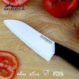 Ustensiles de cuisine Couteaux en céramique Set avec support en tant qu'outil multi