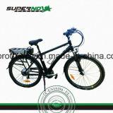 後部モーターを搭載する人の電気自転車