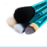 Maquillaje cosméticos 12pcs sintético Kabuki cepillo conjunto para viajes