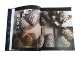 Haute qualité Cusotomized Hardcover Cook Book Printing Service