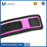 Outdoor Running Jogging Single Buckle Novle LED braçadeira para telefone