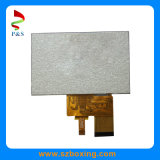 """4.3 """" TFT LCD с емкостным сенсорным экраном, яркость 500CD/M2"""