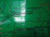 Circuito del alambre impreso fabricación Tg135 2.5m m del PWB de 4 capas densamente