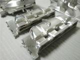 Alumínio e zombaria do ABS acima dos protótipos