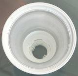 frame 2700k de alumínio dentro dos bulbos do diodo emissor de luz