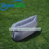 カスタマイズされたロゴの速く膨脹可能なLaybagの空気ソファー