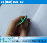 T pulsa la tira del PVC para la paleta de los útiles