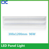 アルミニウムランプボディ材料96W LED 300X1200の天井板ライト