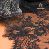 Tela opcional del cordón de la pestaña del cordón de la alineada de boda del color multi