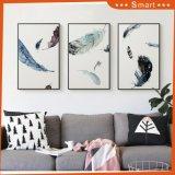 Drucken-Wand-Kunst-hölzerner Bilderrahmen für Hauptdekoration