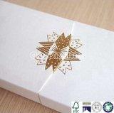 Rectángulo de regalo de papel estéreo de la Navidad de papel de los niños