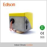Válvula de control motorizada latón para el sistema de aire acondicionado central (KLV)