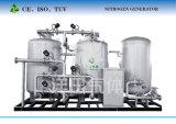 Gerador do nitrogênio da alta qualidade para a máquina de estaca do laser