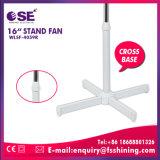 Heißer Verkauf 2017 16 Zoll-grosser Hochleistungsform-Standplatz-Ventilator hergestellt in China