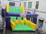 Curso de obstáculo arruinador inflable de las bolas de 5k insano