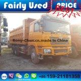 사용된 Rhd 덤프 트럭 Shacman 340HP