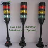 Компактный модульный свет сигнала тревоги, свет зуммера для машины Lathe CNC