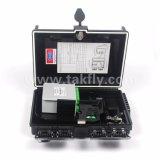 16 caixa da fibra óptica ODF/Terminal das portas FTTH