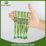 Wristbands ткани сатинировки шнура способа