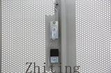 Cercos de cremalheira da rede da série de um Zt HS de 19 polegadas usados no Micro-Module