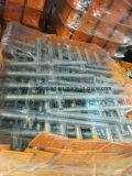 足場またはUのヘッド足場ジャック電流を通されたベースのためのねじジャック調節可能なベース