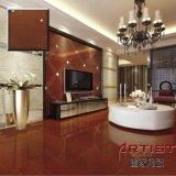 Mattonelle indiane rosse con le mattonelle di pavimento di ceramica rosse di ceramica Polished delle mattonelle di pavimento di doppio caricamento 600X600 800X800 1000X1000