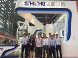 Shinho X-97 4 Bewegungsfaser-Schmelzverfahrens-Filmklebepresse