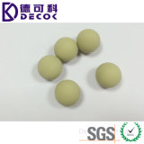Stahl-Kern-Gummi-Kugel der Härte-50-60A NBR 6mm