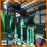 Refinaria de petróleo usada preta do petróleo de motor para amarelar o equipamento do petróleo