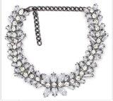 上品な女性の宝石類、女性のネックレス、方法宝石類