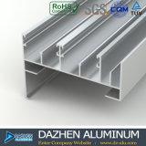 Het Profiel van het Aluminium van het ISO- Certificaat voor de Deur van het Venster van de Stijl van Tanzania