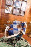 Vison avec la couverture d'ouatine de Sherpa de velventine de Shu/mosaïque de vison