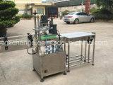 Auomatic lava los platos máquina de proceso de relleno del líquido