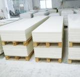 Comitato di superficie solido acrilico della lastra di pietra di marmo artificiale del Faux usato contro