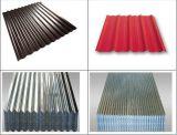Profili/Nervatura-Tipo tetto ondulato dello strato del tetto di colore