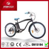 [إن15194] [أبرّوفد] [36ف] [ليثيوم بتّري] [لكد] عرض دراجة كهربائيّة [بدلك], رجل شاطئ طرّاد