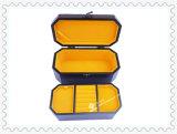 Caisse d'emballage en bois solide de parfum