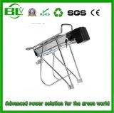 Prise en aluminium de caisses de batterie d'E-Vélo de grande capacité 24V11ah 18650 pour le pack batterie électrique de lithium de bicyclette