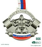 La concorrenza poco costosa resa personale di maratona ha assegnato la medaglia