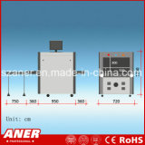 5030 China Fabricante Máquina de Bagagem de Raio X mais barata para o Exército