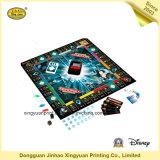 Kundenspezifische lustige Brettspiel-/Kartenspiel-triviale Verfolgung